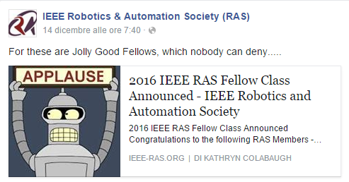 IEEE facebook
